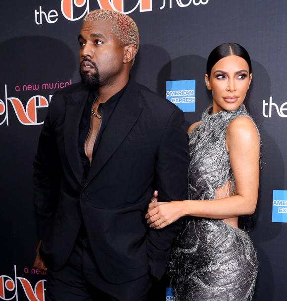 Kim Kardashian sticks up for Kanye West when his comments about embattled musical artists gets taken out of context.