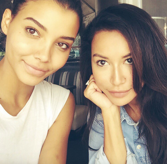 Naya y Nickayla Rivera Instagram