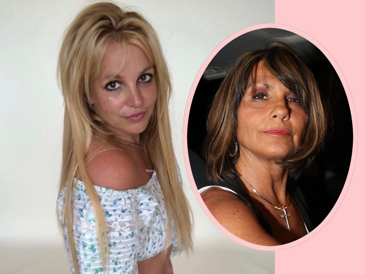 What Happened To Britney Spears' Mom?