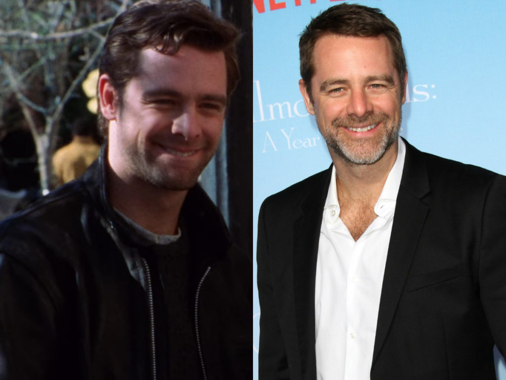 david sutcliffe on gilmore girls then and now