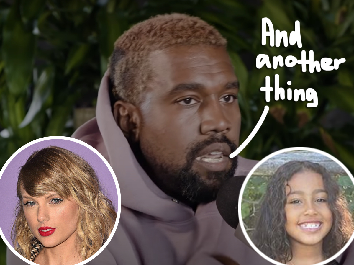 Kanye West repeats claim that Kim nearly aborted daughter North