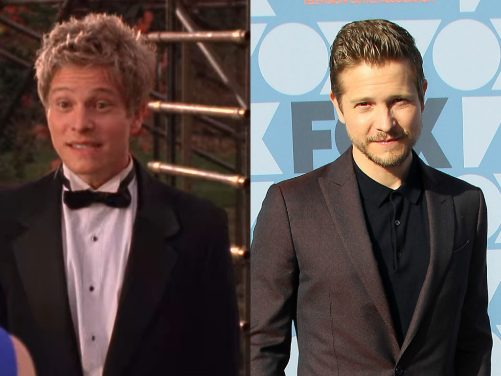 maz czurchy on gilmore girls then and now