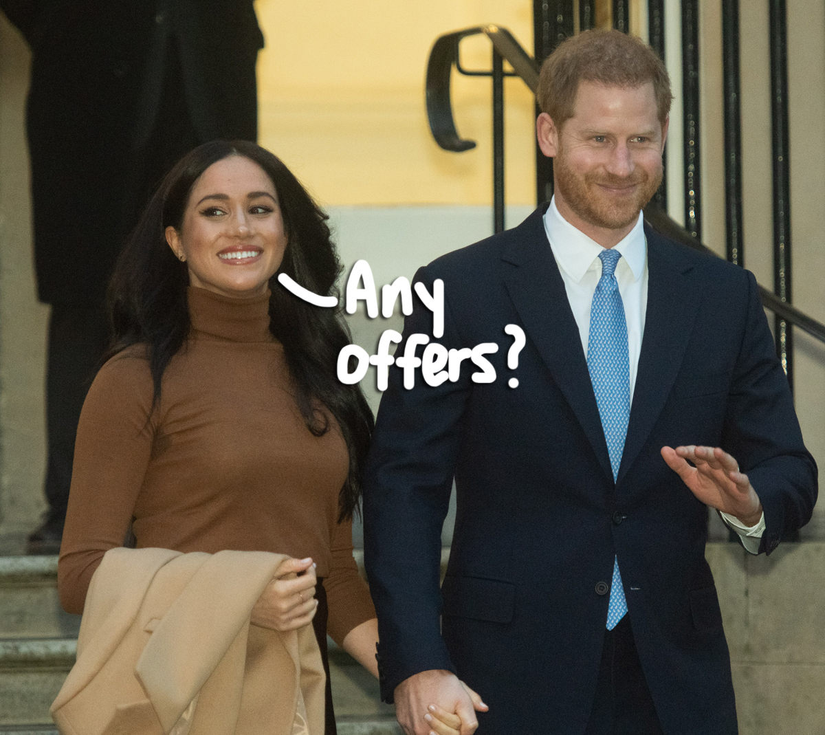 Netflix CEO reveals details of Harry and Meghan deal
