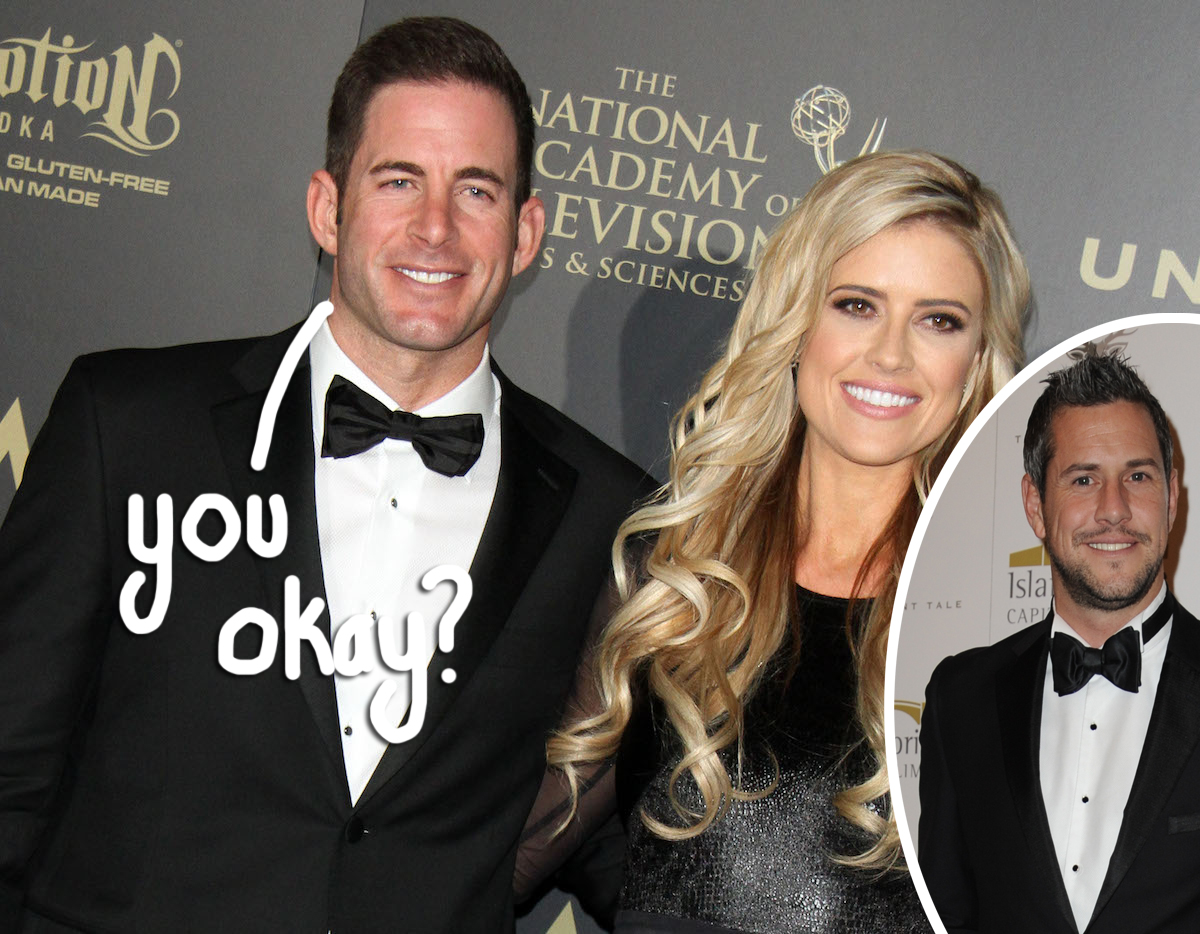 Christina Anstead's Split From Ant Isn't Nasty, Still Keeping In Touch
