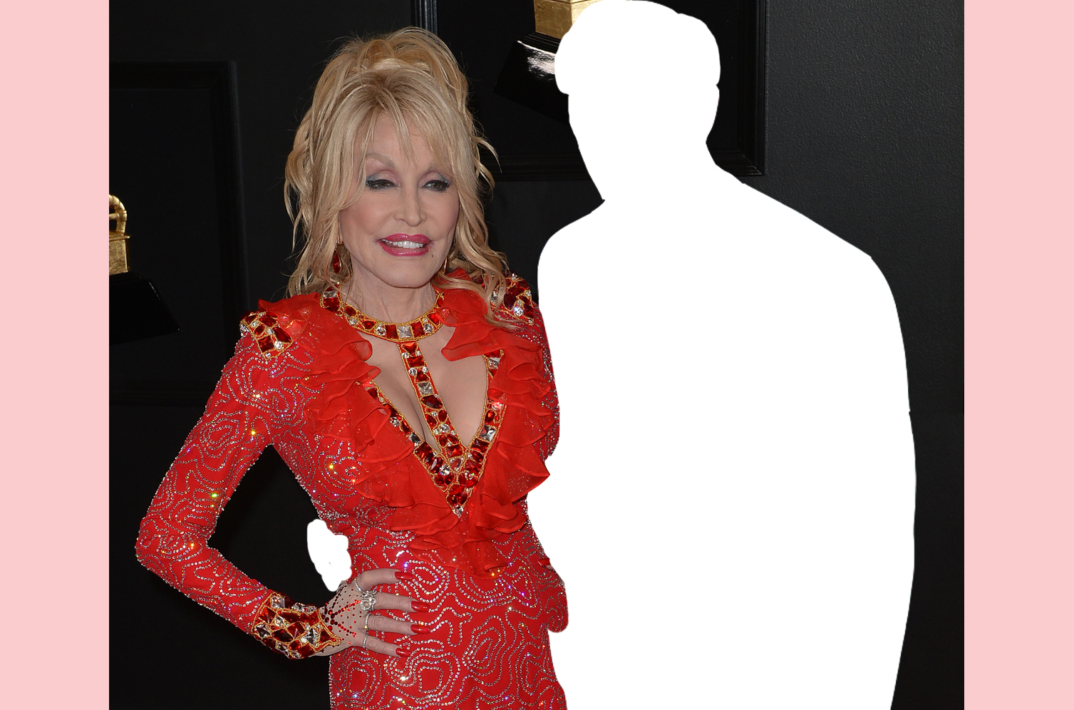 Dolly Parton Reacts To Conspiracy Theory That Her Husband Doesn't Exist -- And Explains Why You Never See Him