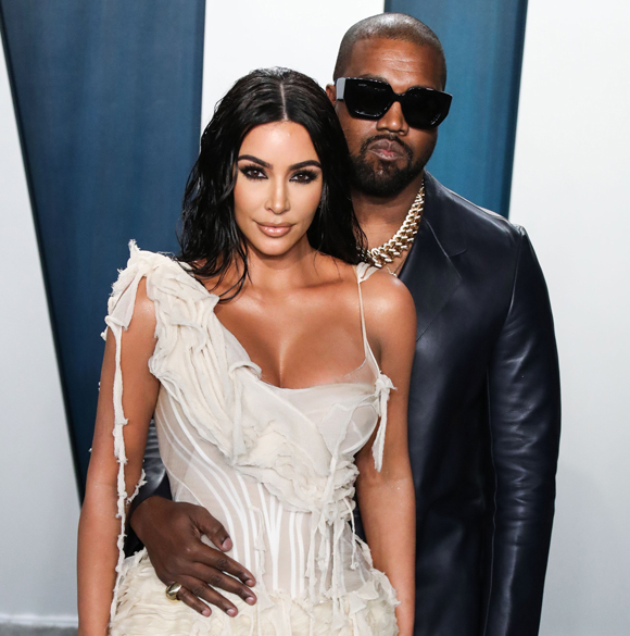 Kim Kardashian defends husband Kanye West amid a bipolar episode.