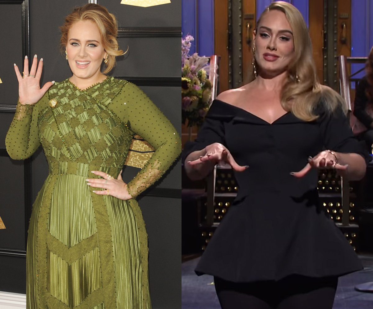 Adele's transformation has been seriously inspiring to watch!