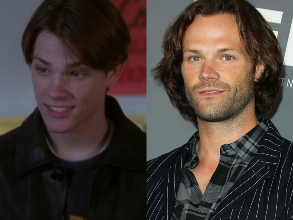 jared padalecki on gilmore girls then and now