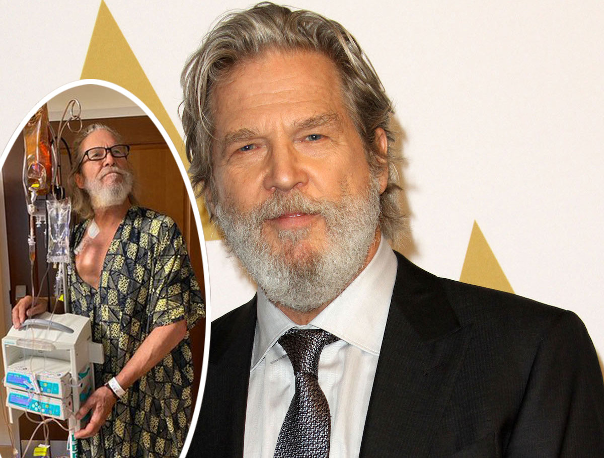 Jeff Bridges Gives Update On His Cancer Battle: 'I Have S**t To Share'