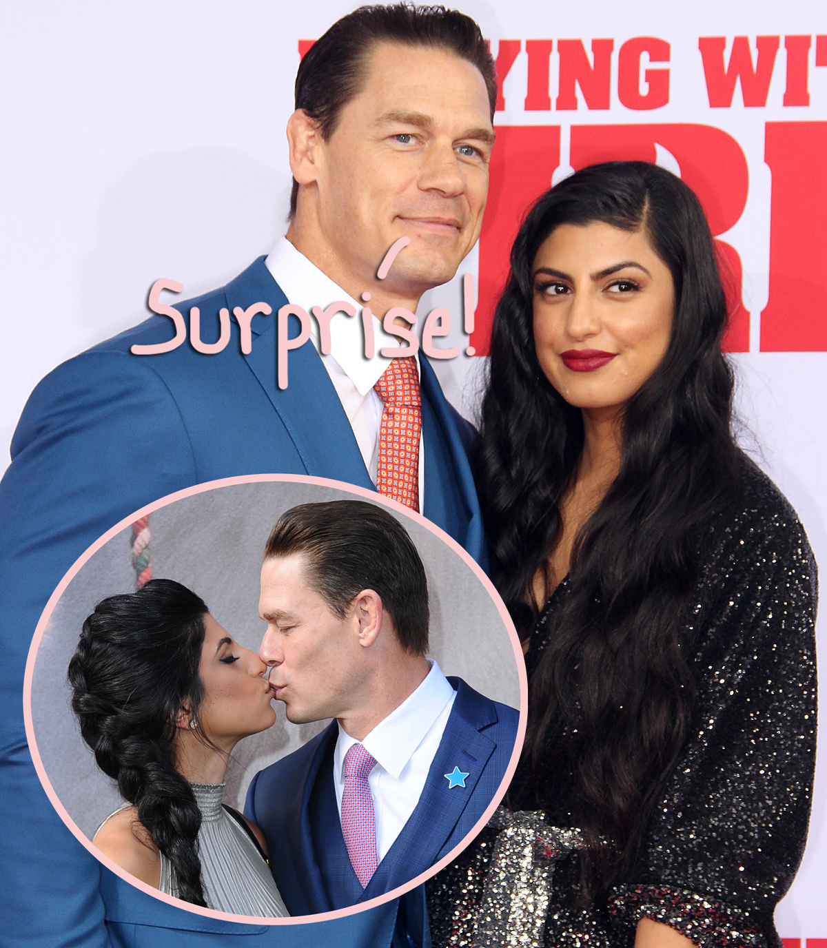 John Cena Secretly Got Married Perez Hilton Here's everything we know about shay shariatzadeh. john cena secretly got married perez