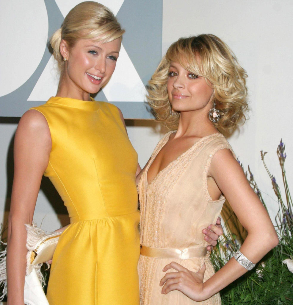 Nicole Richie and Paris Hilton took over the reality TV world with 'The Simple Life'!