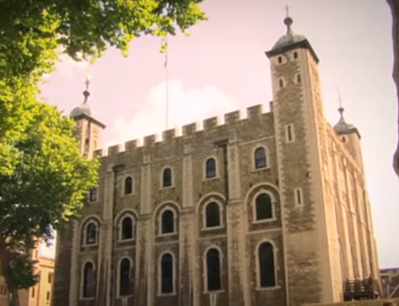 Tower london haunted