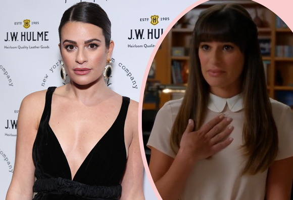 Lea Michele came under fire in 2020 for her past unsavory behavior on the set of 'Glee.'