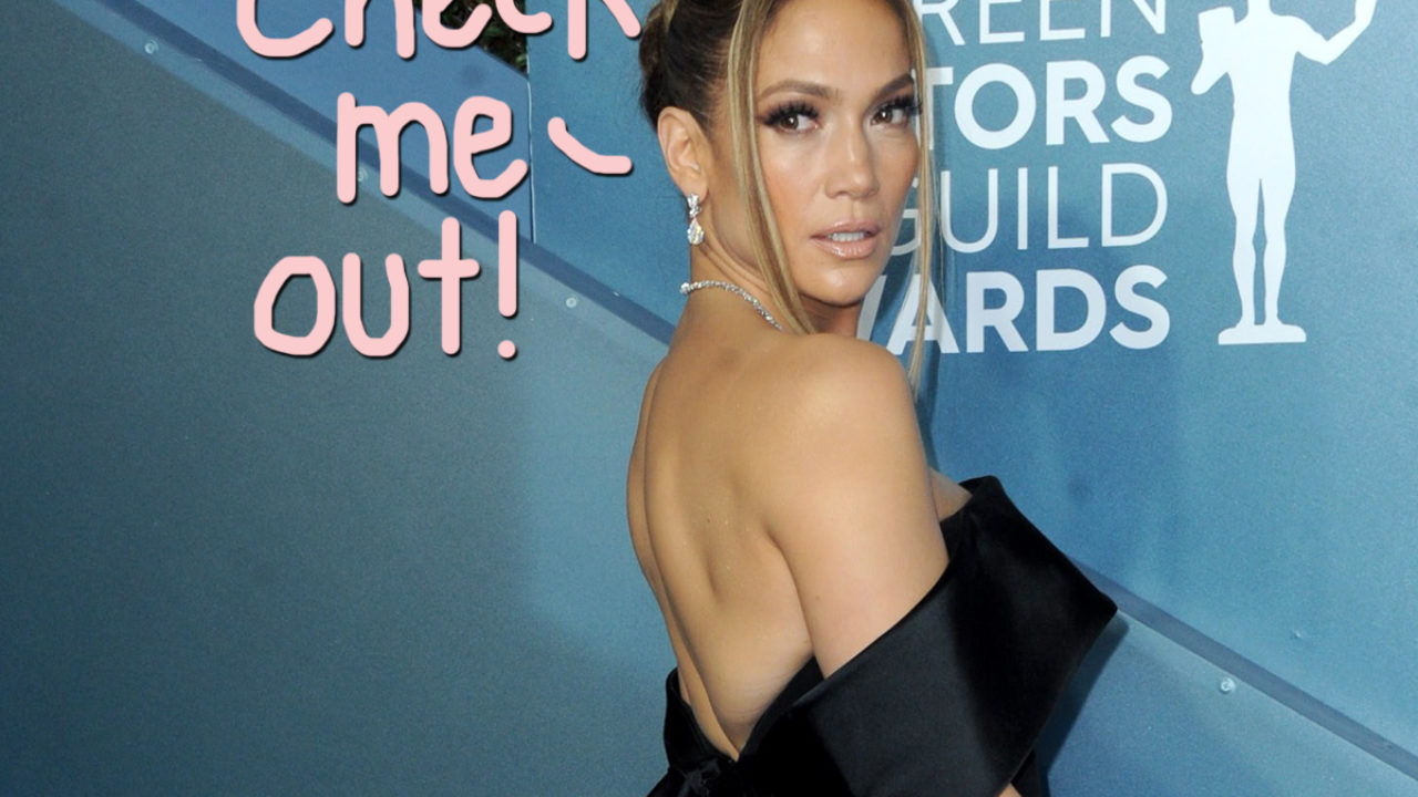 Nude jlo Jennifer Lopez