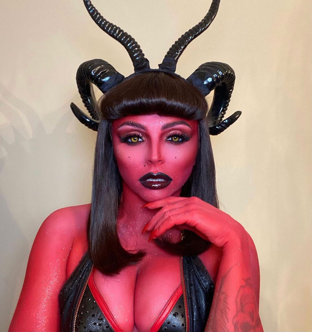 jesy nelson halloween costume 2020