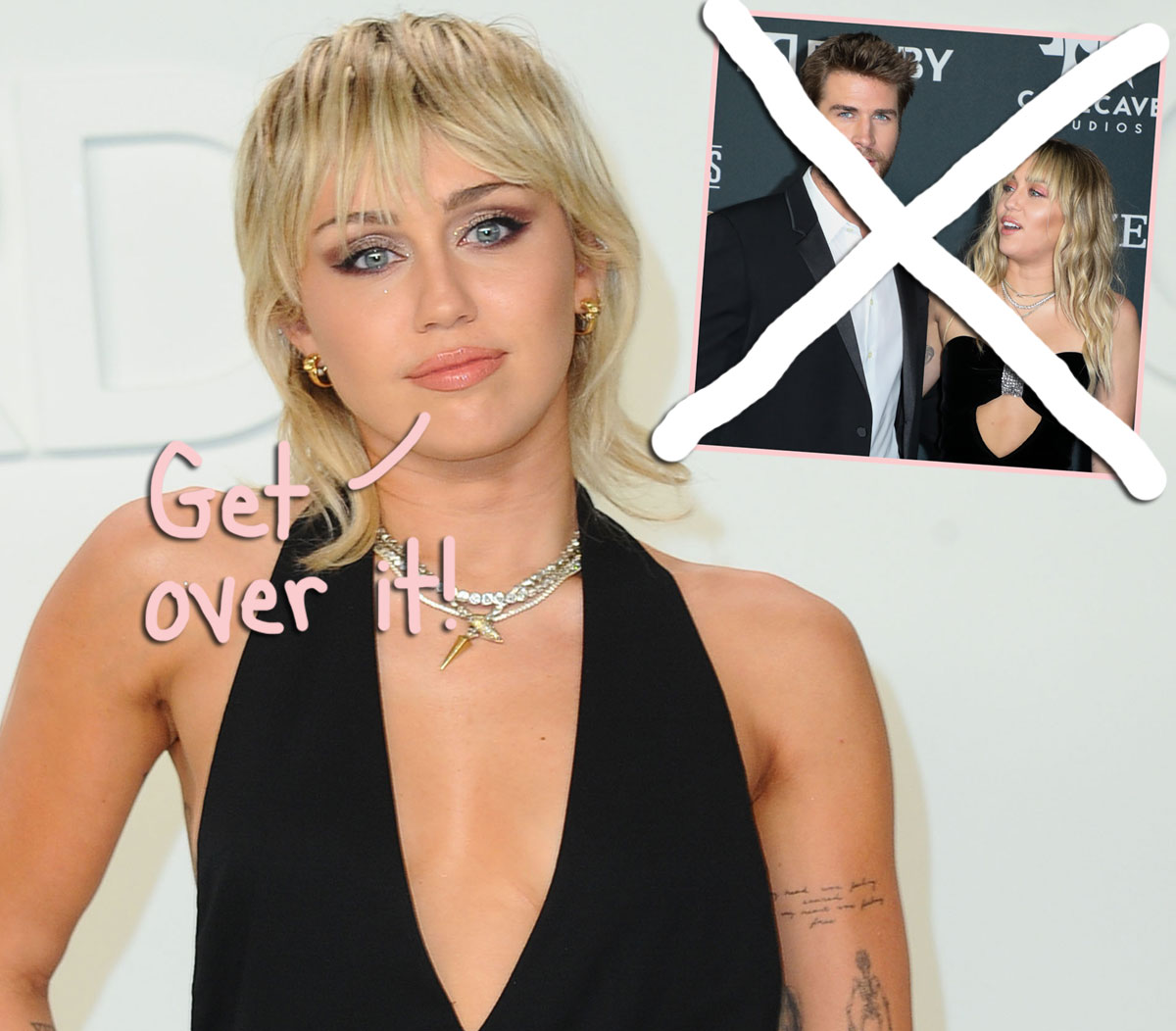 Miley Cyrus Was Chased by a UFO and Allegedly Made Eye