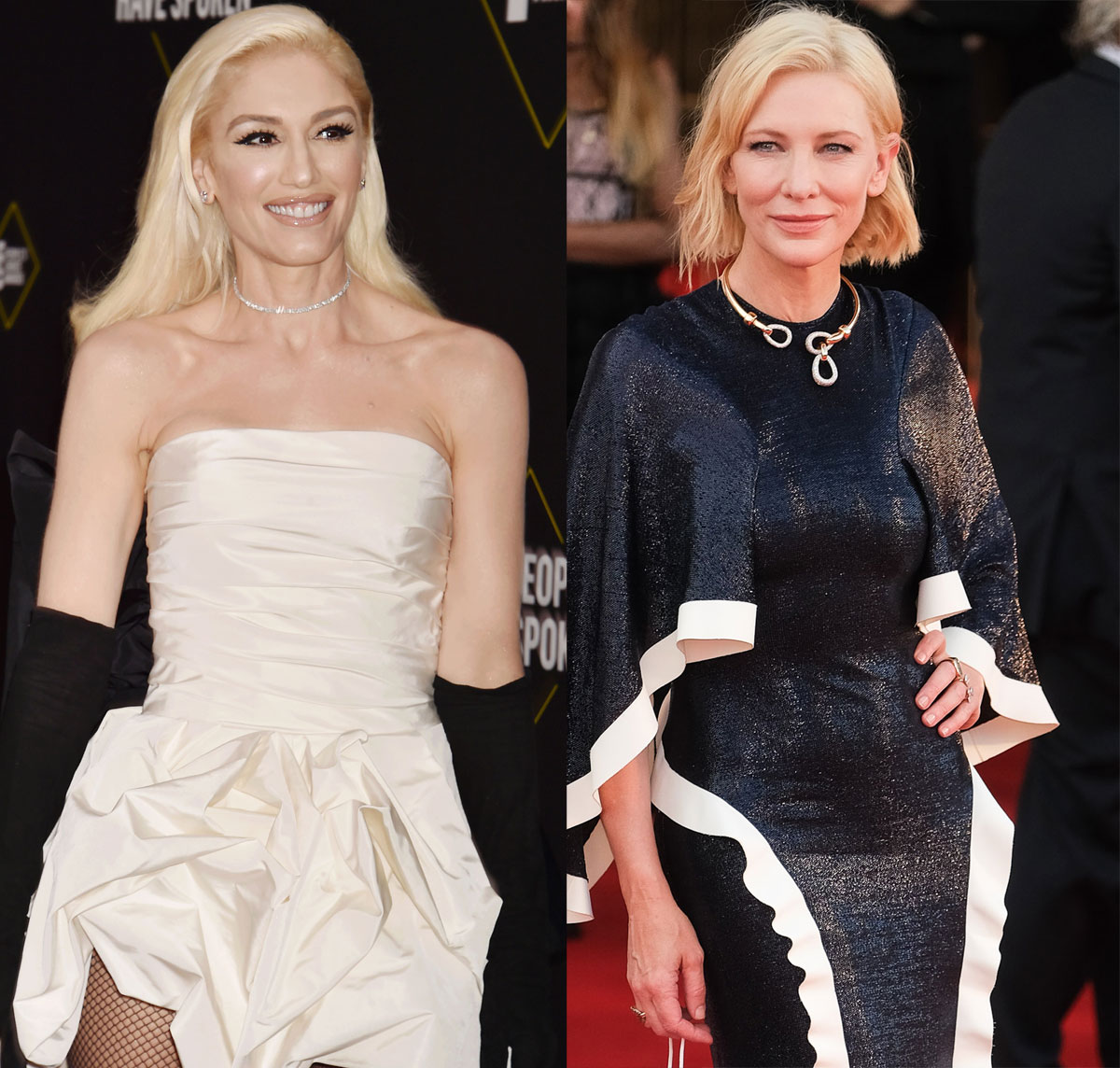 Gwen Stefani and Cate Blanchett are actually the same age!
