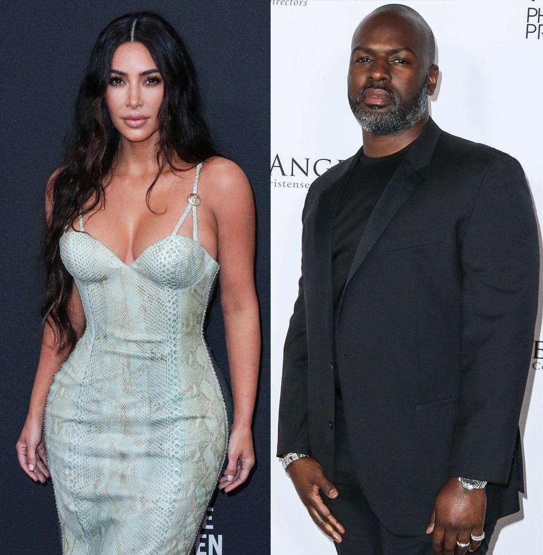 Kim Kardashian and Corey Gamble are, surprisingly, the same age!