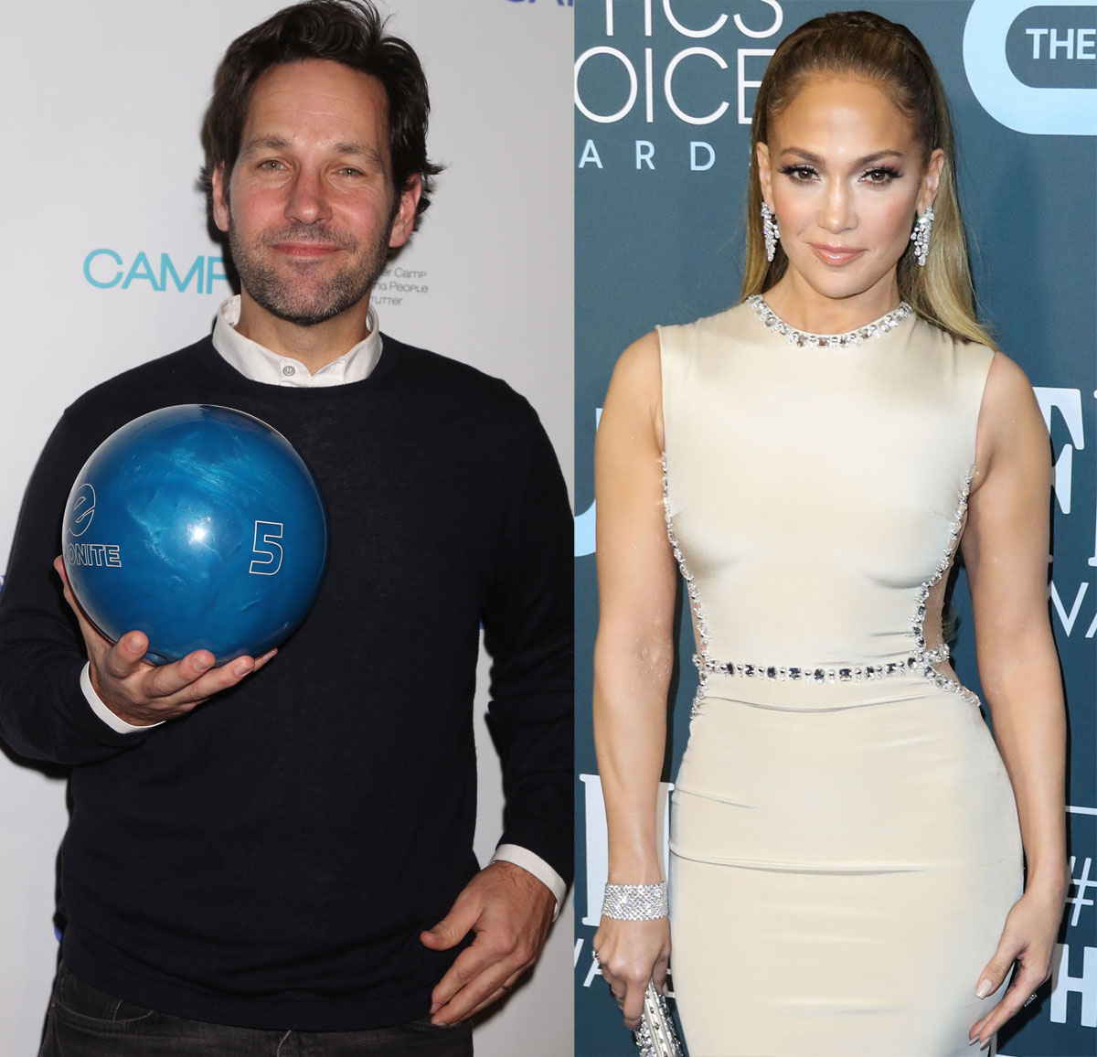 Who knew Paul Rudd and Jennifer Lopez were the same age?!