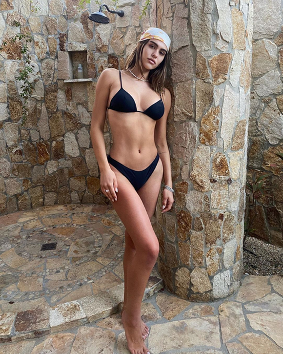 Amelia Hamlin Instagram Bikini Photo