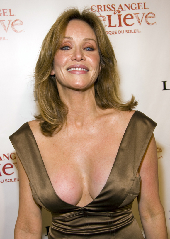 Tanya Roberts in 2008