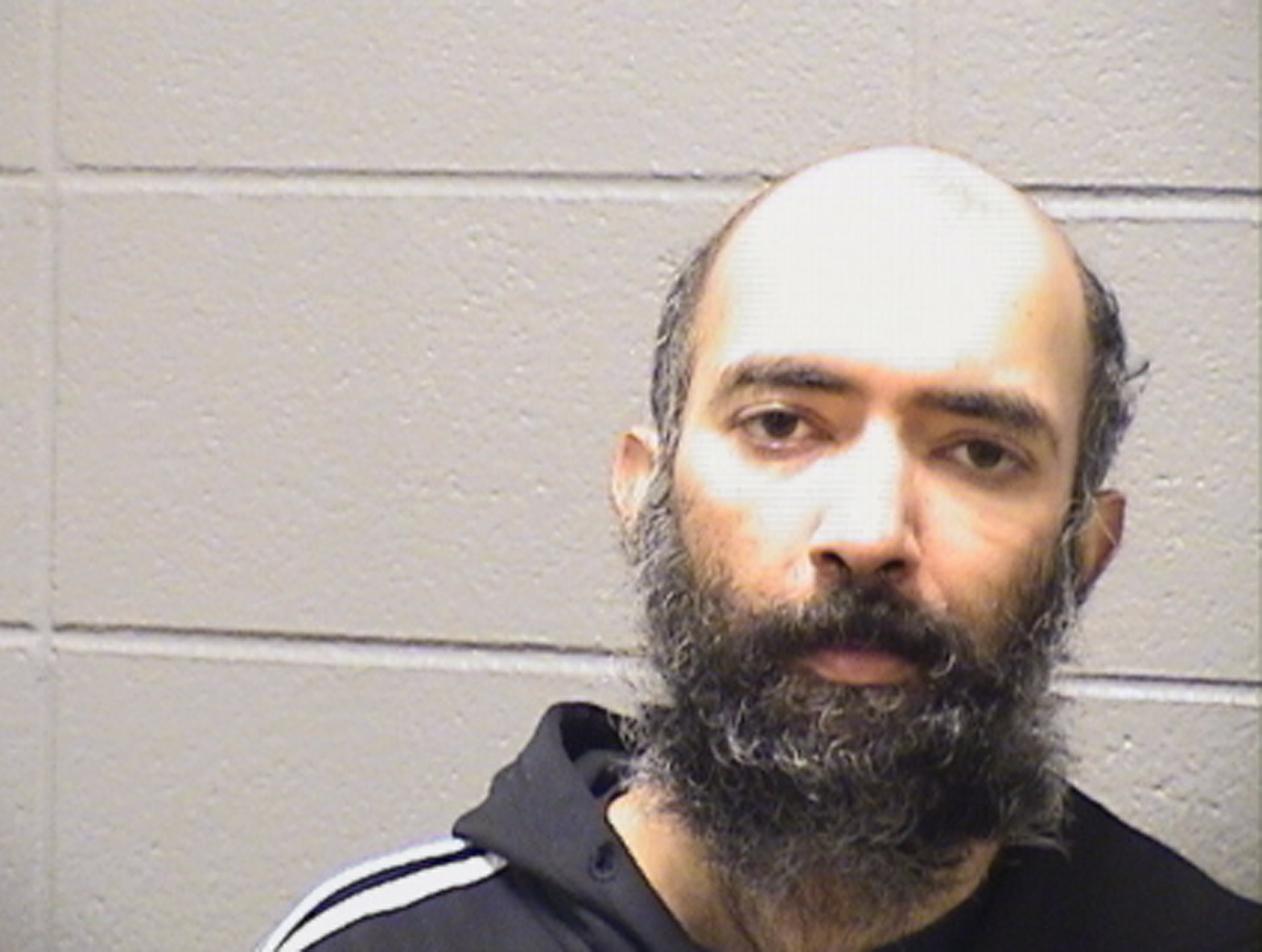 Man Arrested After Secretly Living In Chicago Airport For 3 MONTHS -- Claims He Feared COVID!