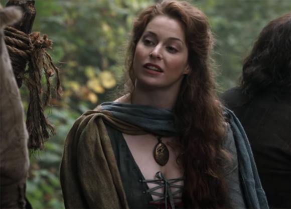 Esme Bianco as Ros on Game of Thrones Season 1
