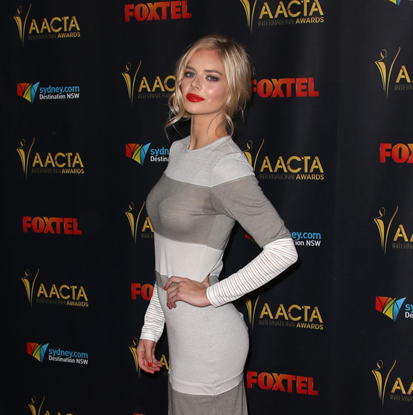 Samara Weaving will play Holly Madison in her Playboy days