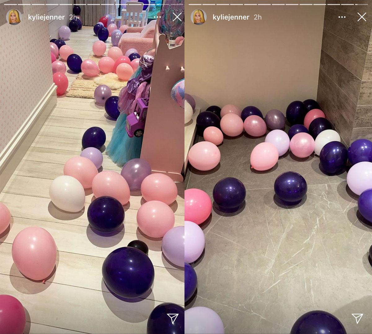 Kylie Jenner celebrates Stormi Webster's third birthday!