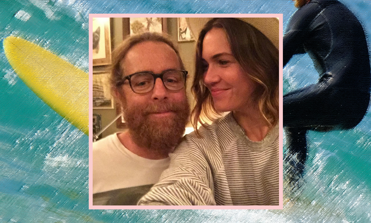 Mandy Moore Surfer Friend Death Accident Instagram Gerry Gilhool