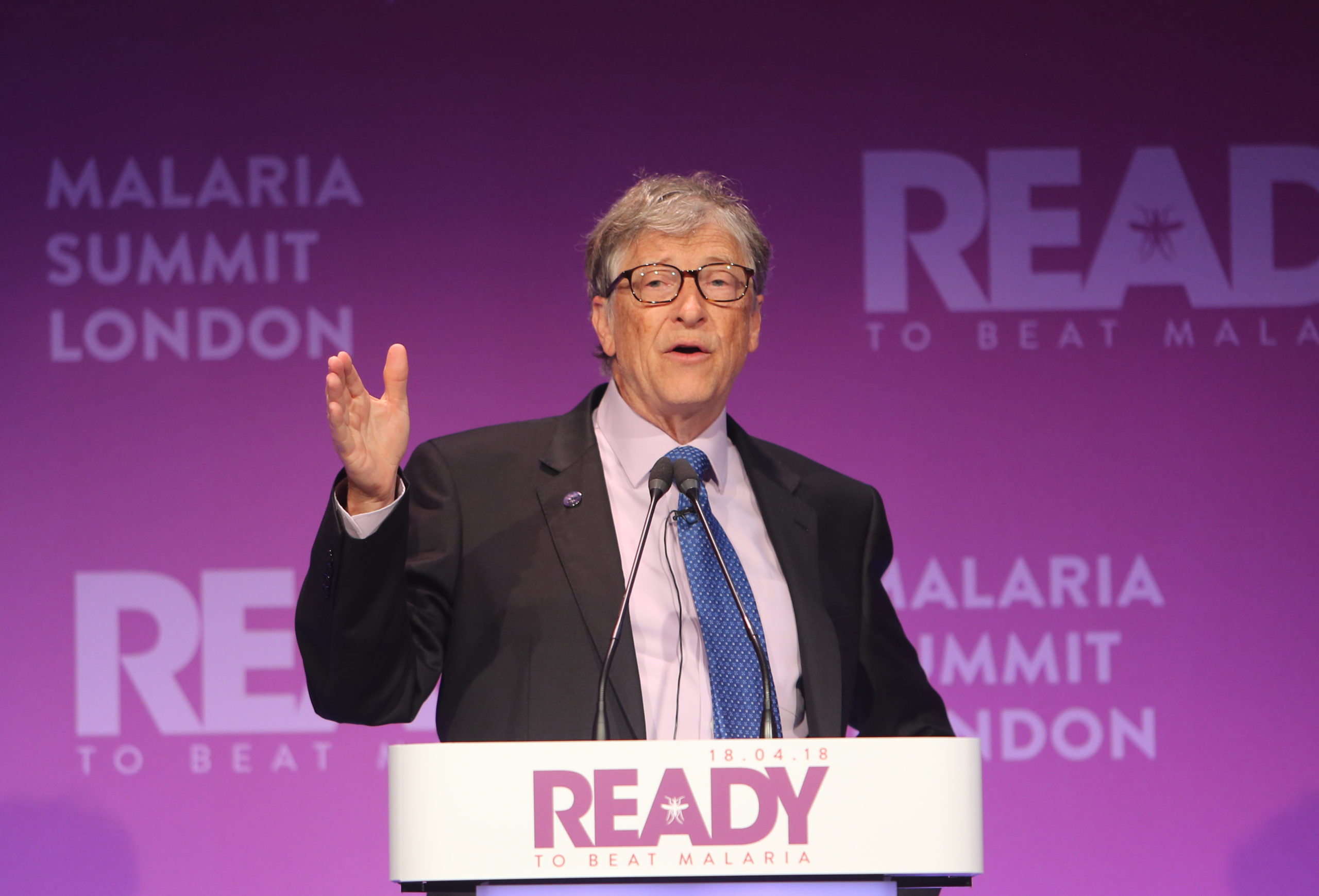 Bill Gates Was Arrested For Reckless Driving