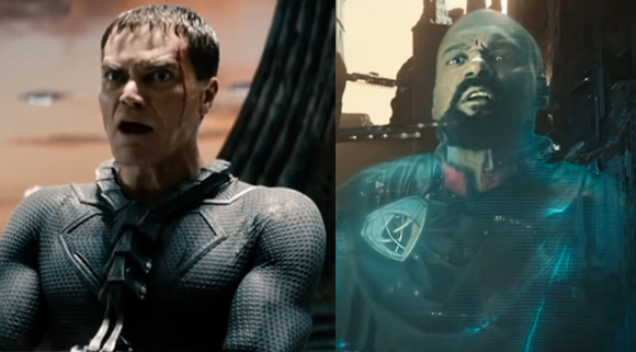 General Zod in Man of Steel and Krypton