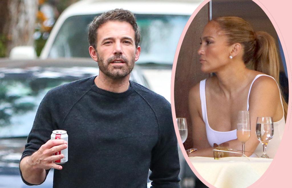 Jennifer Lopez Ben Affleck Secret Meetings After Divorce