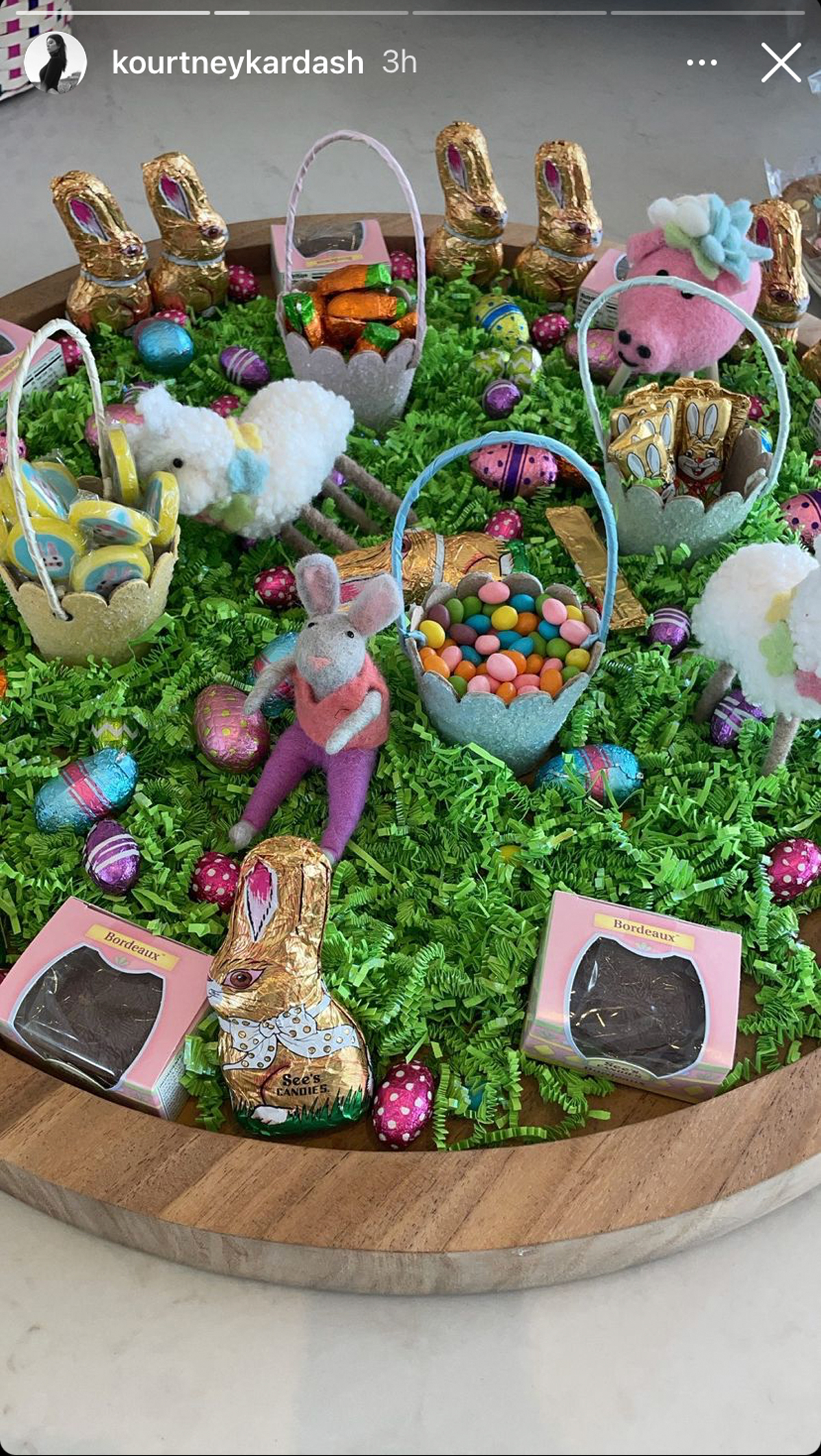 Travis Barker Joins The Kardashian-Jenner For A Sweet Easter Celebration!
