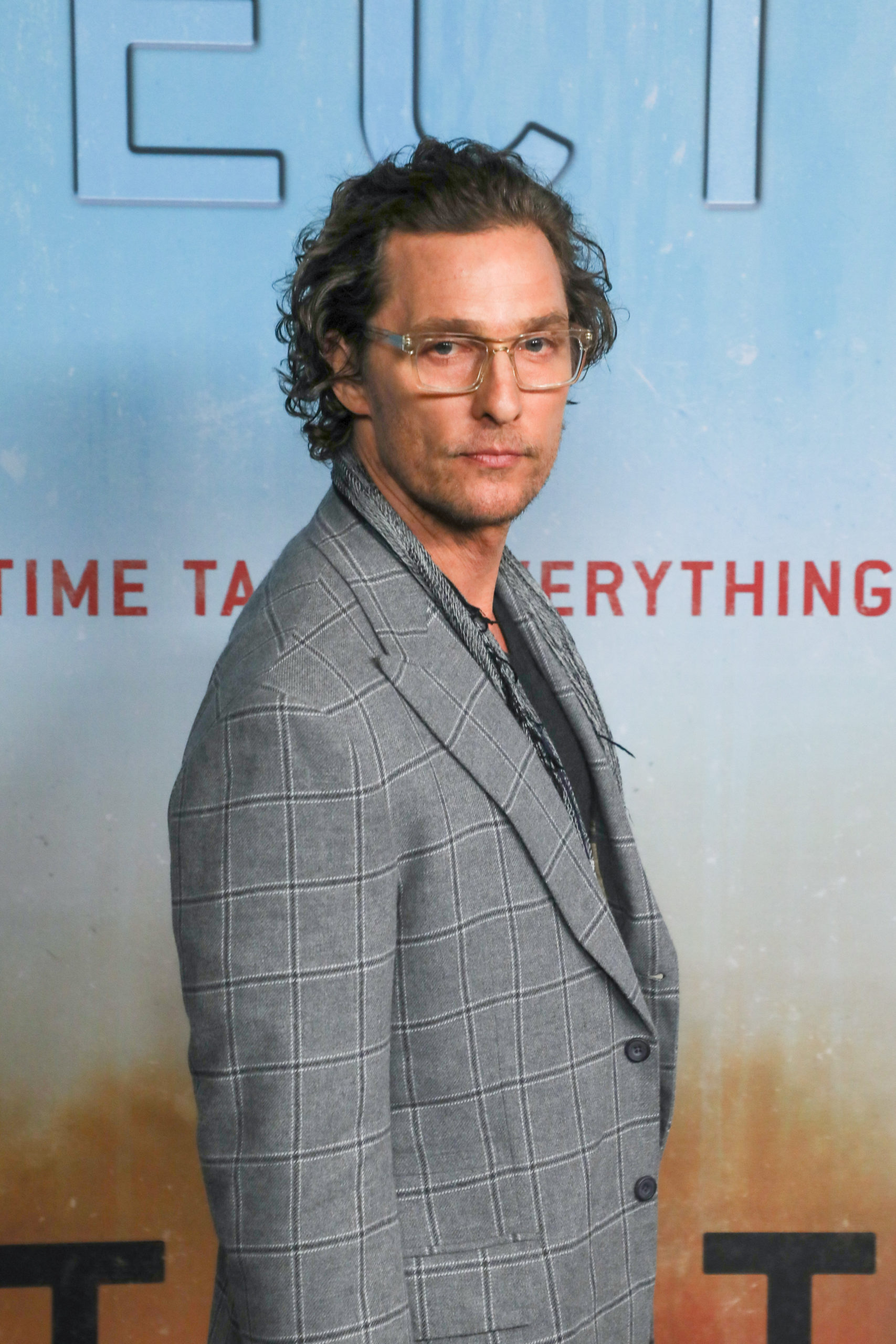 Matthew McConaughey Reacts To His Iconic 'Bongo Naked' Man Moment