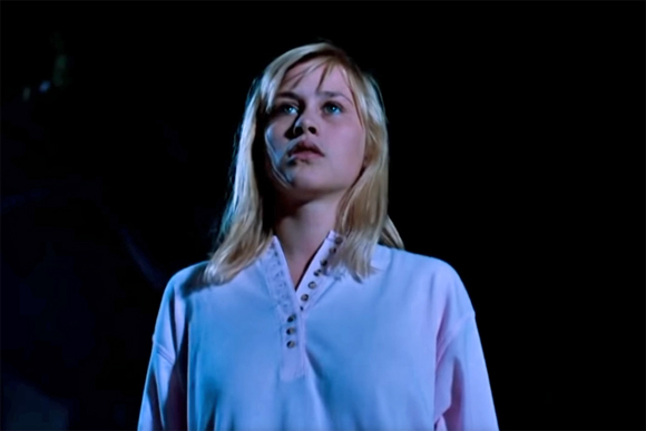 Patricia Arquette in A Nightmare On Elm Street 3 in 1987