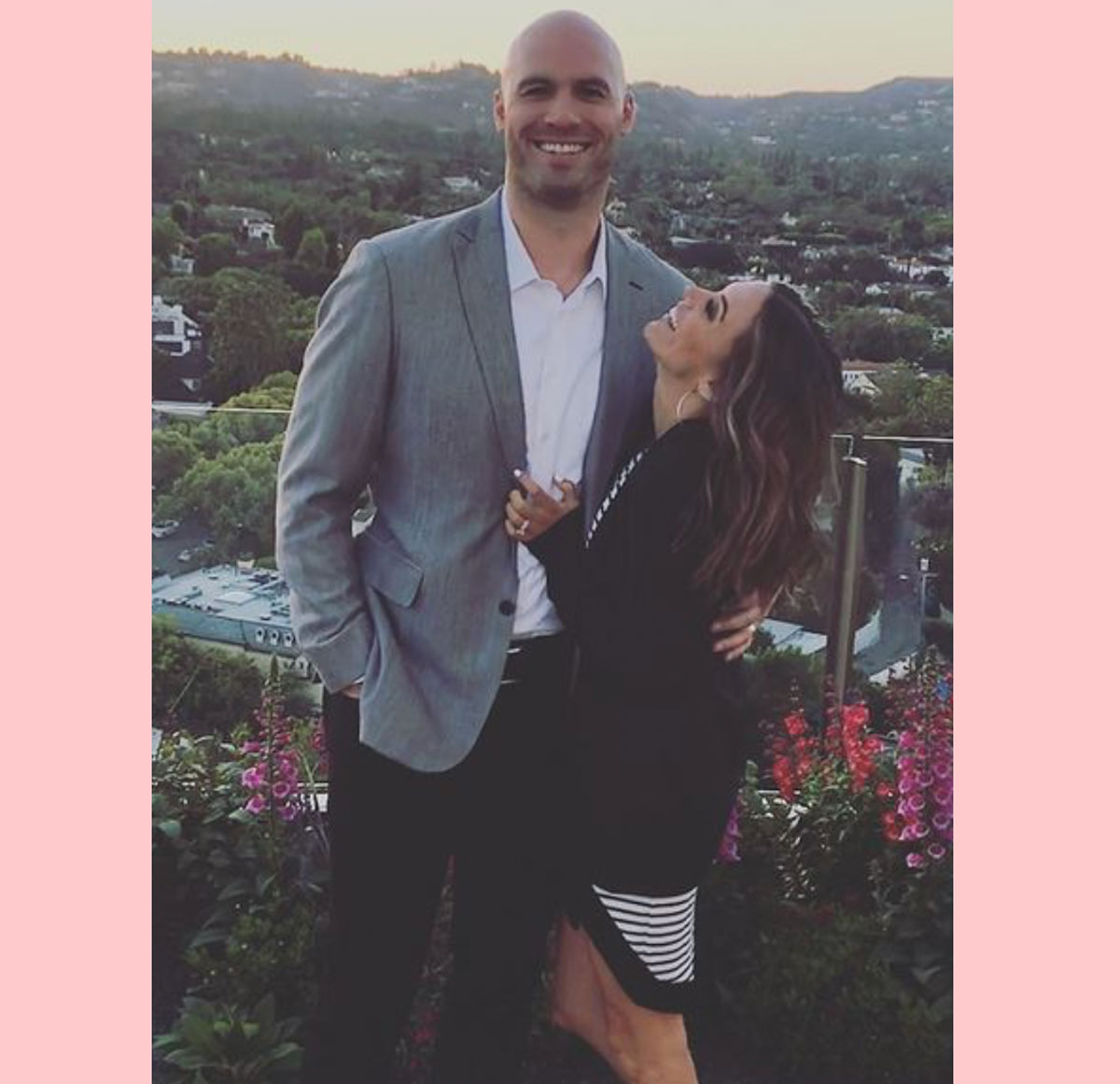A look back at Jana Kramer and Mike Caussin's roller coaster relationship leading to divorce...