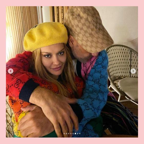 Rita Ora Instagram Taika Waititi
