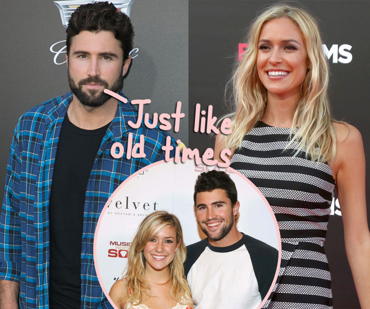 Brody Jenner & Kristin Cavallari Almost Got Back Together During The Hills Revival Taping!