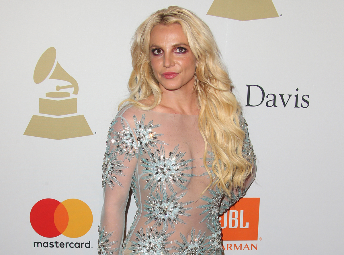 Britney Spears Reportedly Felt 'Very Nervous' To Address Her Conservatorship In Court