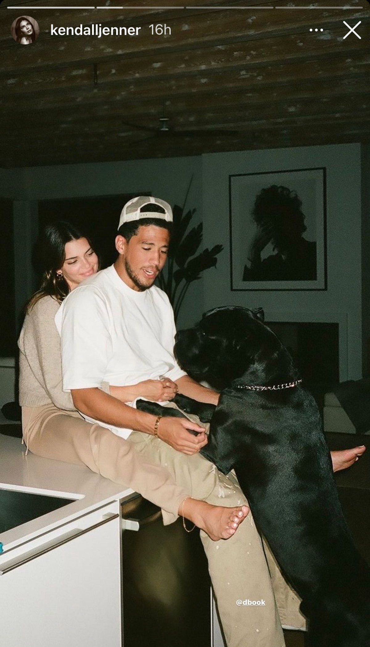Kendall Jenner Shares Rare PDA Pics With Boyfriend Devin Booker For Their Anniversary!