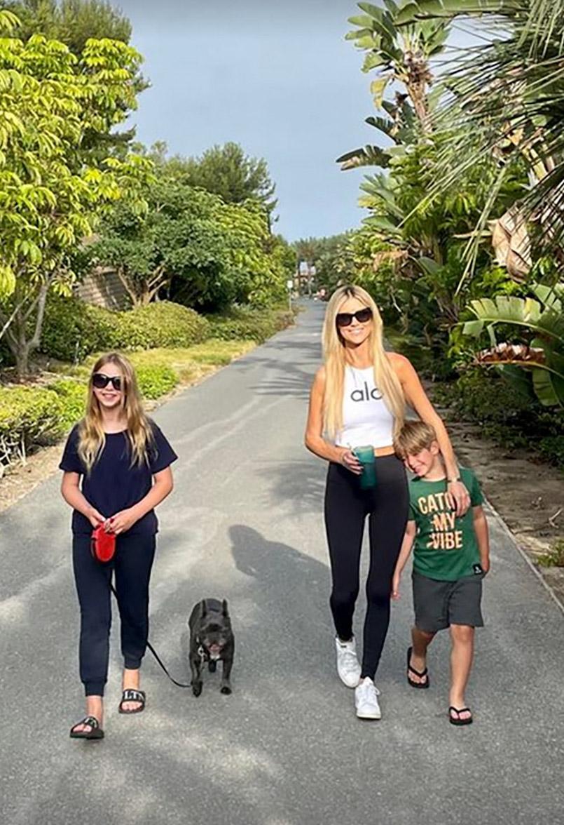 Christina Haack Praises 'Ride Or Die' Boyfriend Joshua Hall After Ex Tarek El Moussa's On Set Outburst
