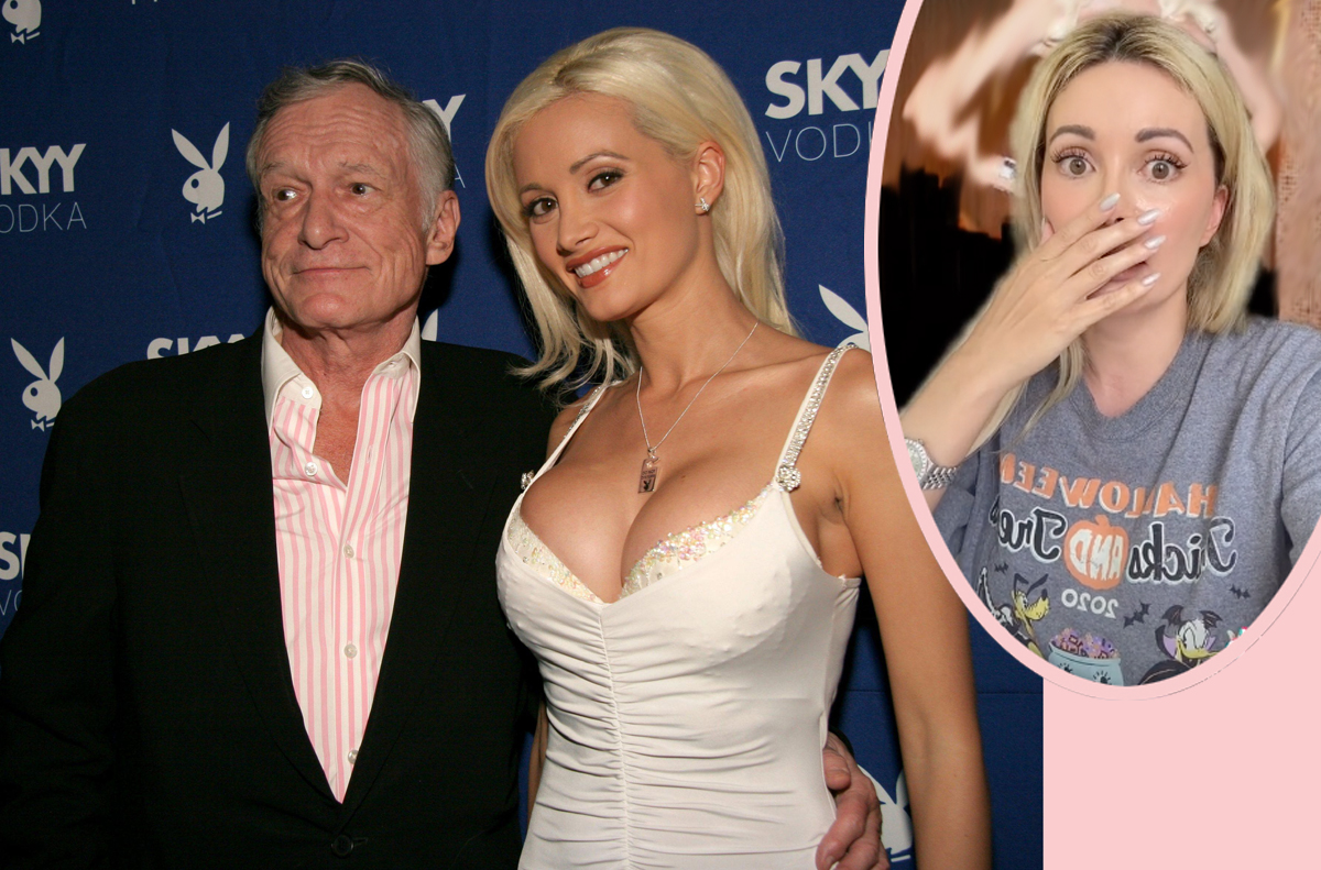Holly Madison Details Battle With Body Dysmorphia During Playboy Years In Emotional TikTok
