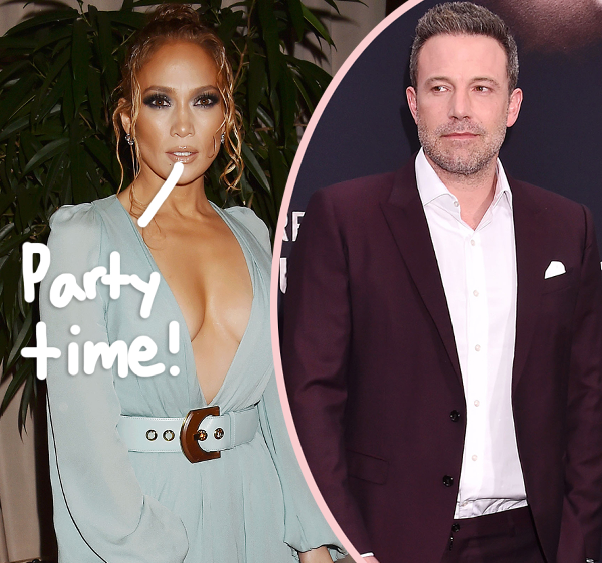 Here Is What Went Down At Jennifer Lopez's PDA-Filled Birthday Bash With Ben Affleck In St. Tropez!