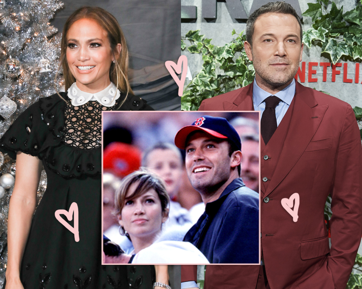 Jennifer Lopez & Ben Affleck Are 'The Loves Of Each Other's Lives'!!!