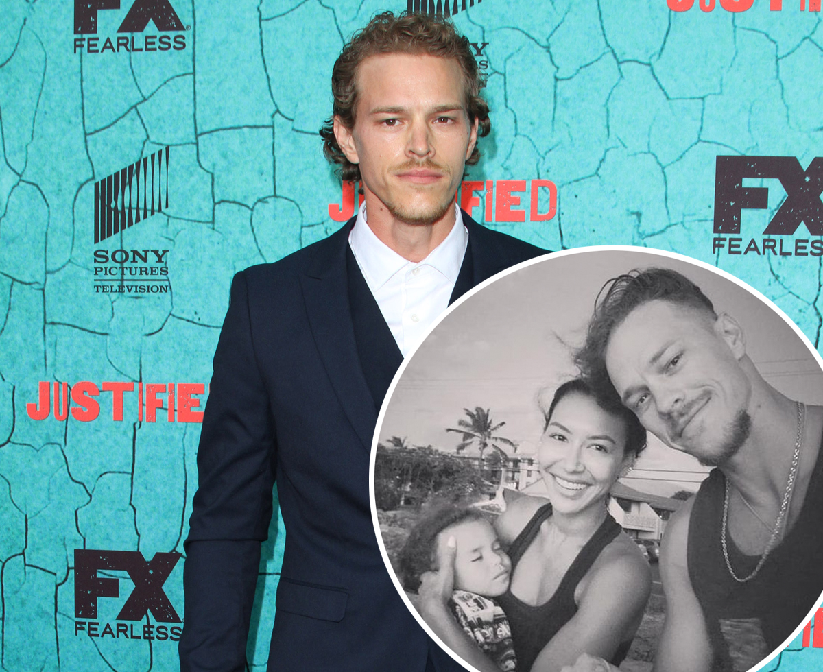 Ryan Dorsey Pays Tribute To Naya Rivera A Year After She Was Laid To Rest In Emotional Post