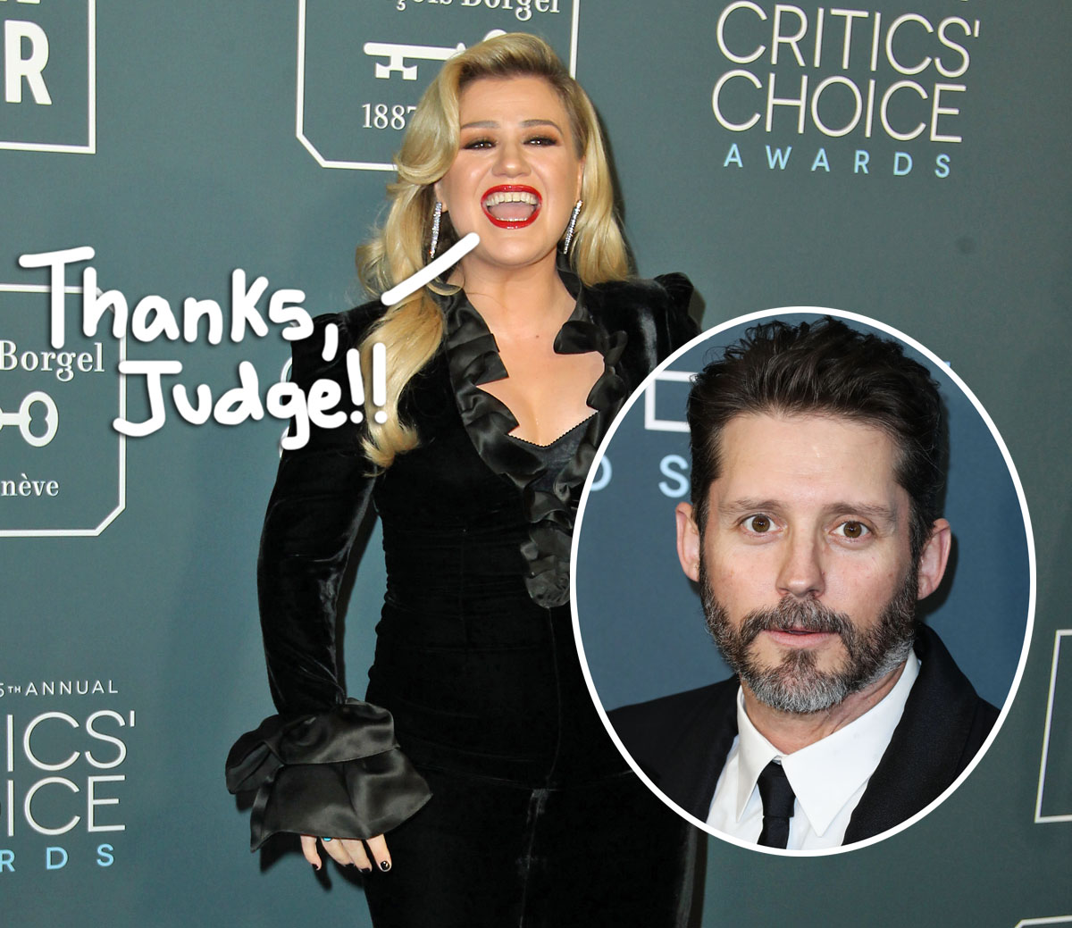 Kelly Clarkson Celebrates BIG Divorce Win! Prenup Will Be Upheld!