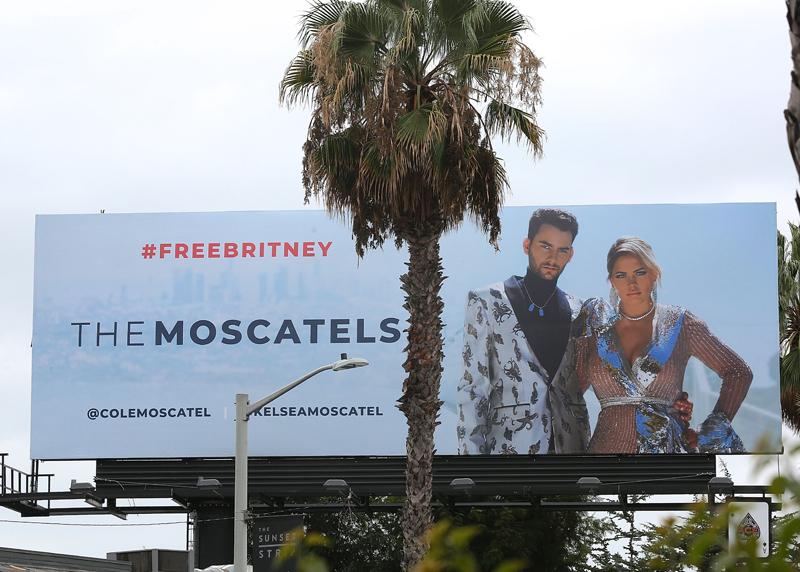 free britney snob world billboard