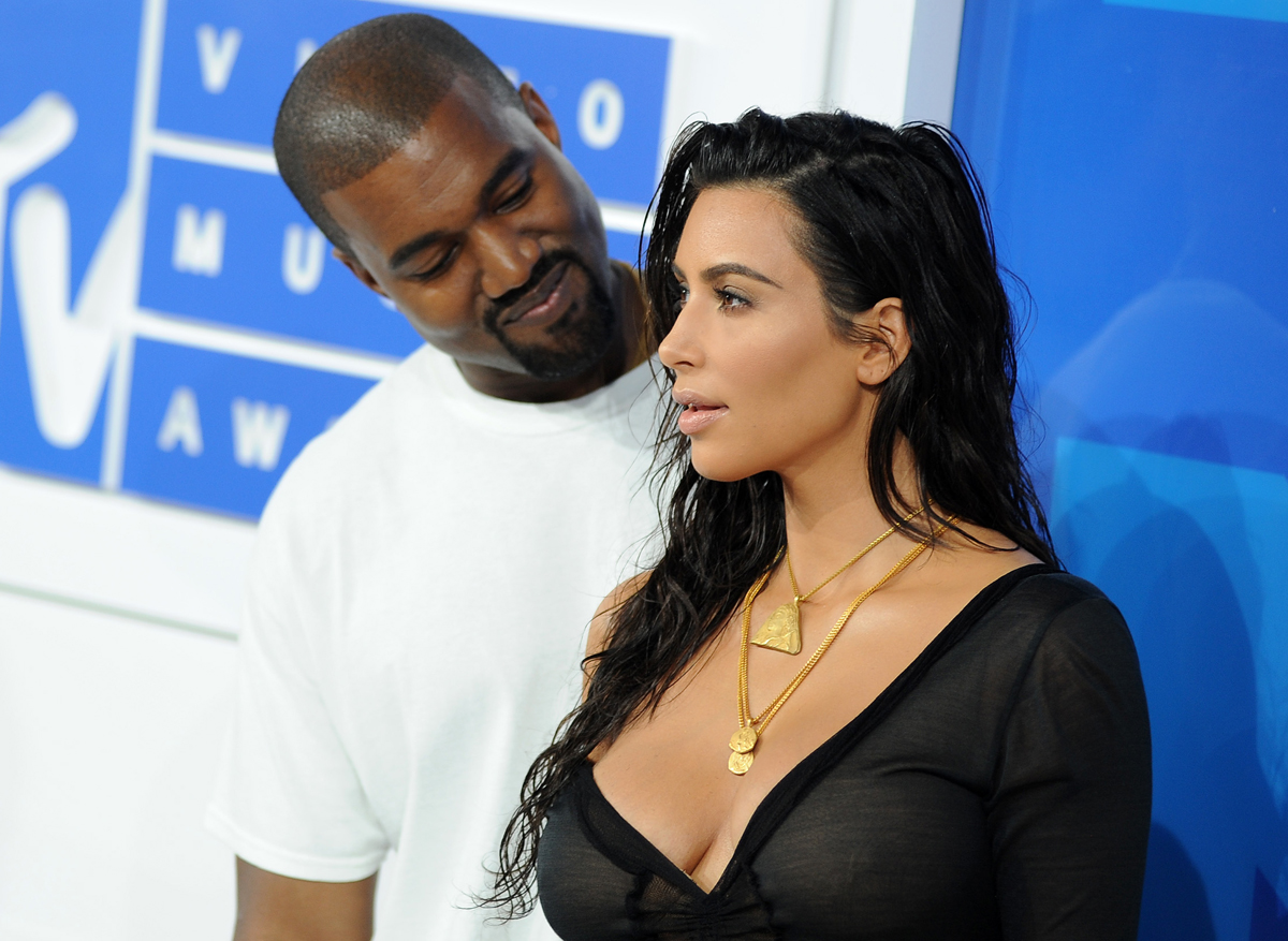 Kim Kardashian Called Out For 'Listening' To Kanye's New Album On Mute -- While SO MANY Lyrics Are About Her!