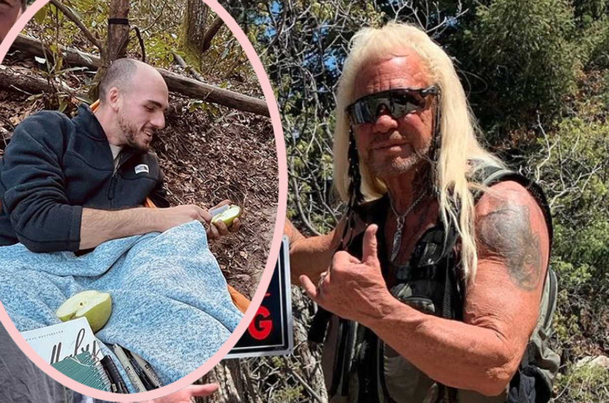 WTF, Did Dog The Bounty Hunter Actually Find Brian Laundrie?!?